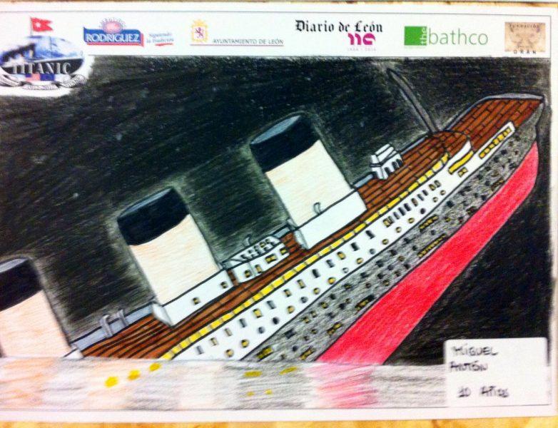 dibujo-titanic-solidario-miguel-anton-segundo-premio
