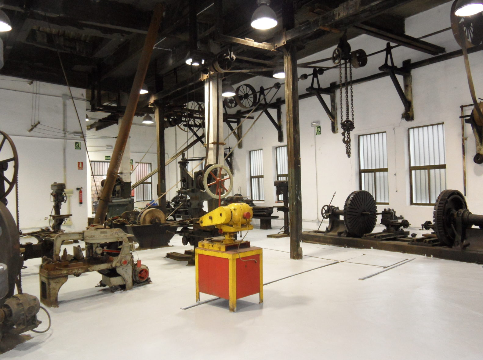 Nuevo Museo del Antiguo Taller de Cistierna