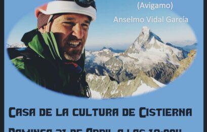"""Proyección del audiovisual: """"Cervino, toda una aventura en solitario"""""""
