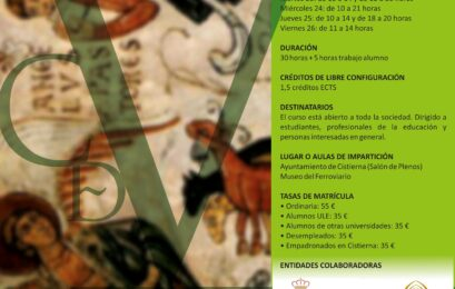 Curso de Verano de la Universidad de León 2019
