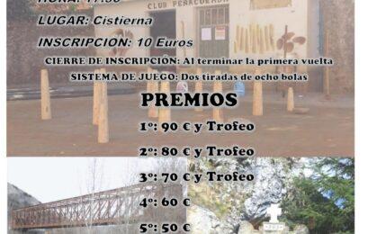 XV Memorial Bolo Leonés Evencio Díez, Emilio Mosquera y Faustino Alonso