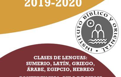 Actividades del IBO en Cistierna para el curso 2019-2020