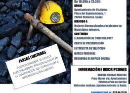Taller: Herramientas de búsqueda de empleo (26 de marzo) – SUSPENDIDO