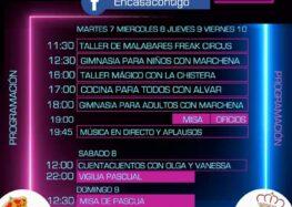 Semana Santa en casa #encasacontigo (7, 8 y 9 de abril 2020)