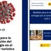 Guías para la reducción del contagio por el Covid-19 en el sector turístico (12-05-2020)