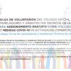 Asesoramiento técnico gratuito para la reapertura de los locales comerciales (8 junio 2020)