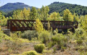 ruta puente hierro 9