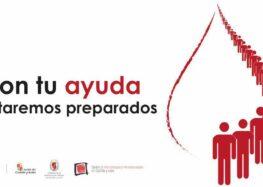 Campaña de donación de sangre en Cistierna (jueves 13 de agosto)